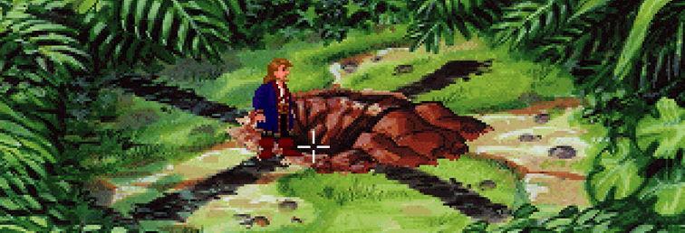 Treasure of the Week (c) The Secret of Monkey Island - Lucasart